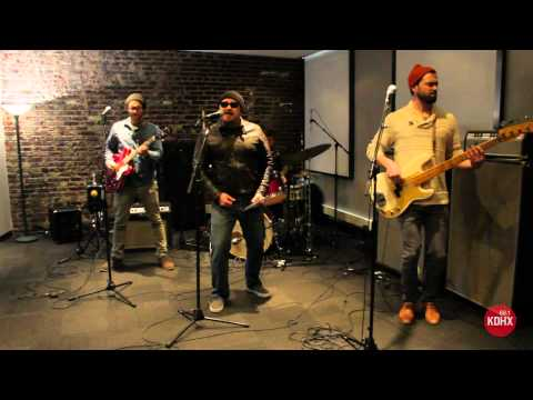 "John Nemeth ""Bad Luck Is My Name"" Live at KDHX 1/30/15"