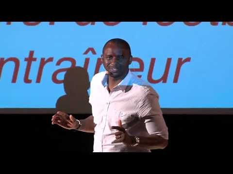 From soccer player to head coach | Patrick Vieira | TEDxYouth@LFNY
