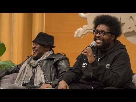Couch Wisdom: D'Angelo & Questlove on The Soulquarians