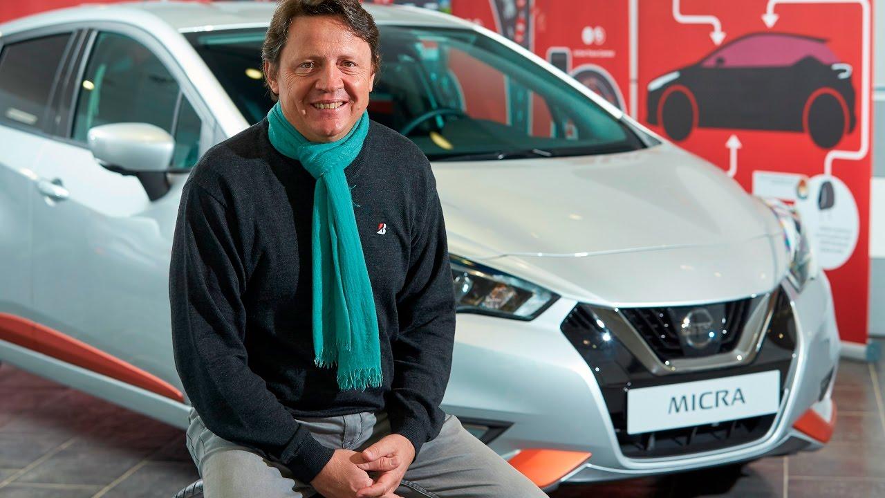 อดีตนักแข่งเอฟวันทดสอบสมรรถนะ All-New Nissan Micra