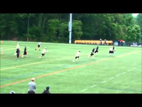 Stephen Bradley - Spring 2014 Lacrosse Highlights