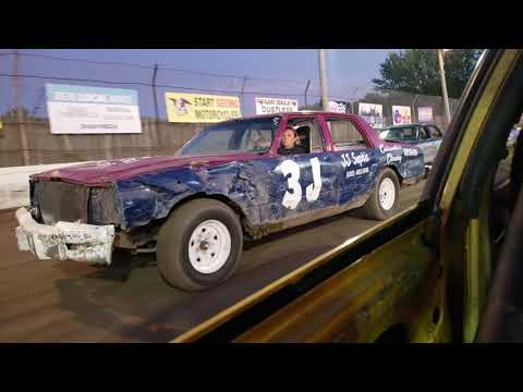 Racing Sycamore Speedway Sept. 13, 2019 Pack The Track