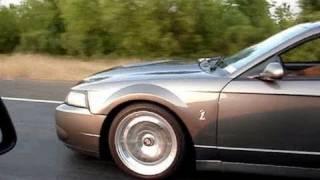 SUPERCHARGED LINGENFELTER G8 GT vs. KENNE BELL COBRA TERMINATOR!