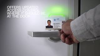 SALTO SVN-Flex: The access control technology that makes keyless, wire-free buildings a reality
