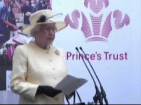 The Queen speaks about The Prince
