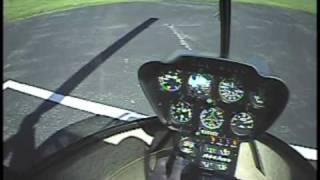 How to Start & shutdown an R44 - Part#1