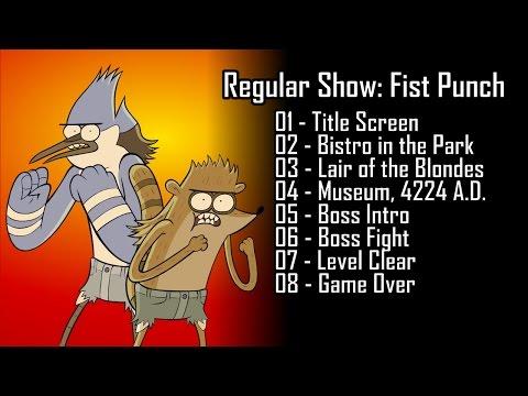 Regular Show - Fist Punch (Flash Game Soundtrack)