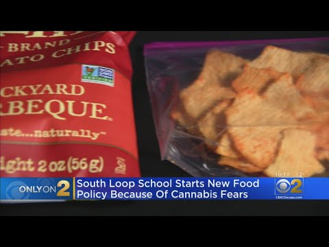 South Loop School Starts New Food Policy Over Cannabis Fears