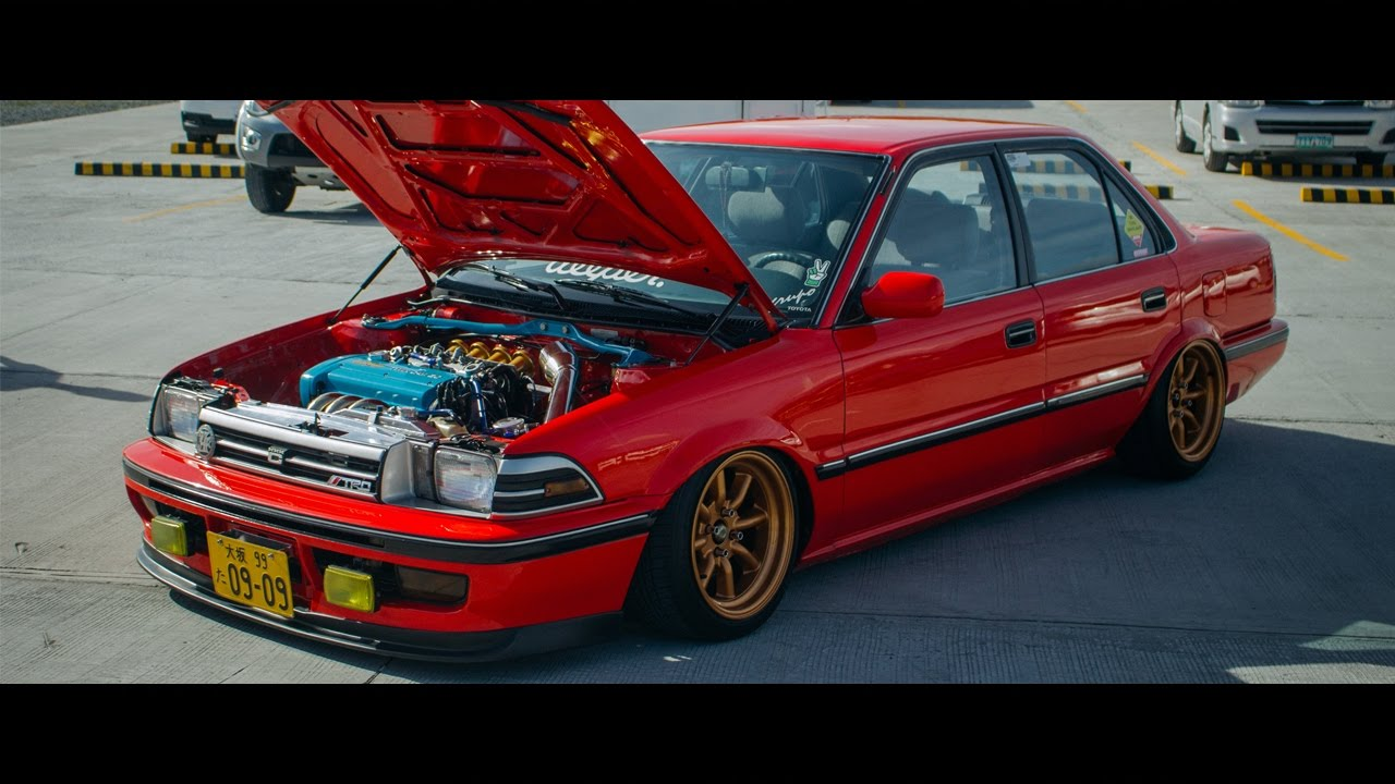 Car Feature Jet S Bagged Ae92 Youtube