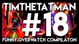 TimTheTatman Overwatch Moments #18 (Overwatch Oddshot/Clips Compilation)