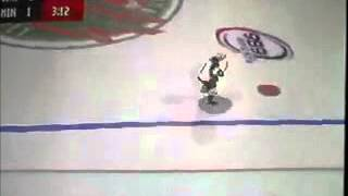 NHL FaceOff 2001 Gameplay 12 Part 1
