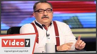 إيراهيم عيسى عن أحمد فؤاد نجم: مش متربى لكنه ربانا كلنا