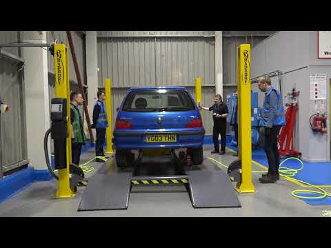 Salford College of Further Education - Motors