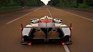 Gran Turismo Sport - Gameplay Toyota TS050 Hybrid @ Le Mans 24hr [1080p 60fps]