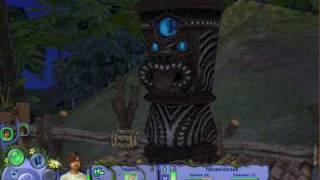 Los Sims 2 Náufragos Historia