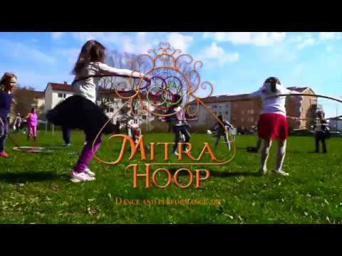 Hula Hoop Kidz  party with Mitra Hoop