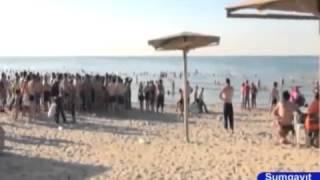 Mugenni Tacirin qardasi denizde batdi Nizami Resulov