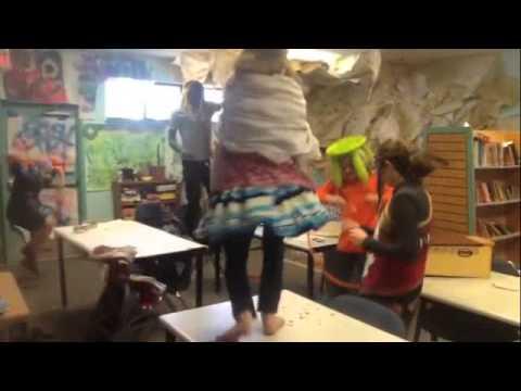 harlem shake Peregrine Elementary School