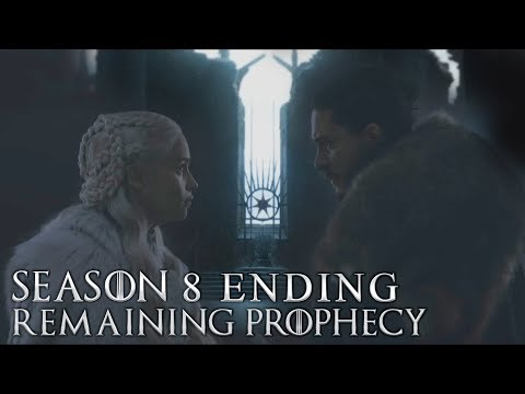 Game of Thrones Season 8 - All Remaining Prophecies Explained
