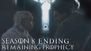 Download Game of Thrones Season 8 - All Remaining Prophecies Explained Mp3 and Videos