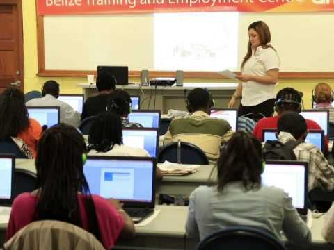 Belize Training & Employment Centre Prepares Belizeans for Work