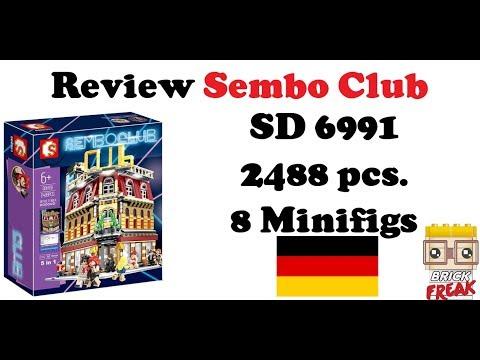 Sembo Sd6900 Applestore Unboxing Aufbau Und Fazit Deutsch