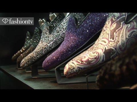 Jimmy Choo Shoes for Fall/Winter 2012/13 at Milan Men's Fashion Week | FashionTV FMEN
