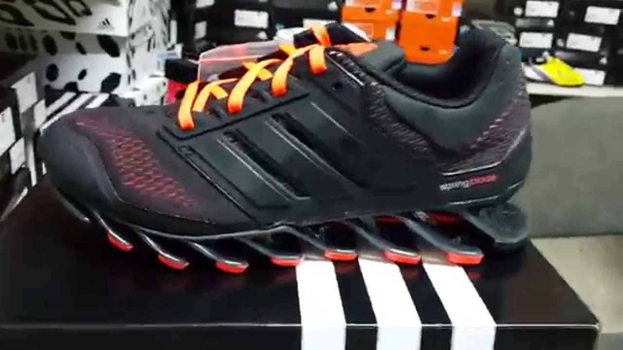 finest selection c5649 cf6f4 Adidas New Springblade drive tf Red  Black 2014