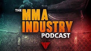 The MMA Industry Podcast (07/14) Duane Finley (Veteran MMA Storyteller)