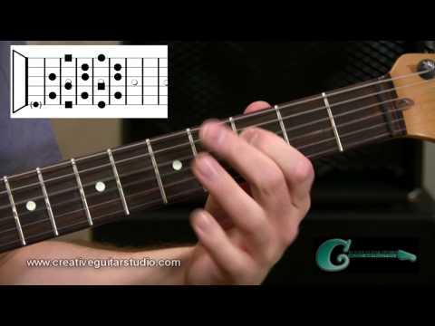 Guitar Lesson: Whole Tone & Augmented