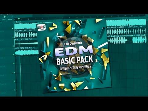 EDM Basic Pack (Presets, Samples, Loops) by Sick Loops [Free Download]