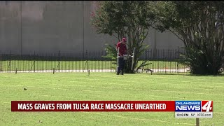 Search begins for graves of Tulsa Race Massacre victims