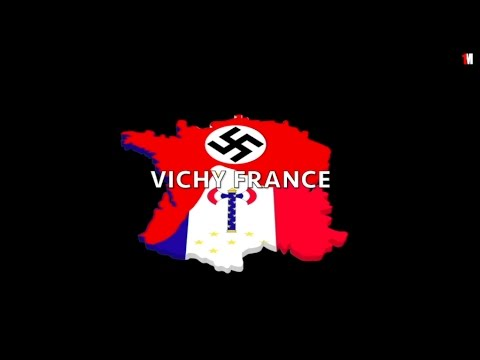 Vichy France And Petain: The France Collaboration With Nazi Germany | 1MinuteDoc