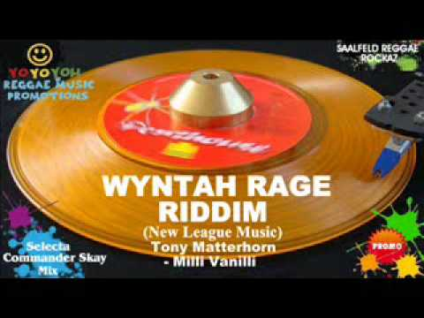 Wyntah Rage Riddim Mix [October 2011] [Mix March 2012] New League Music