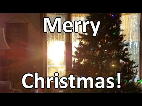 Christmas in Northern Wisconsin 2017 vlog