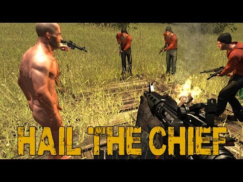 ALL HAIL THE CHIEF! (Rust Stream Highlight)