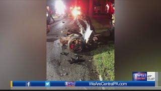 Penn State student dies in crash