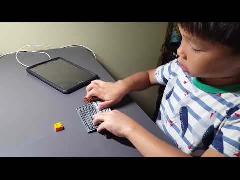 Making a Lego computer