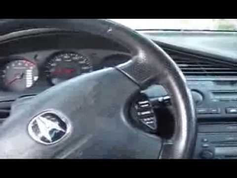 How To Reset Maintenance Required Light 2000 2003 Acura 3
