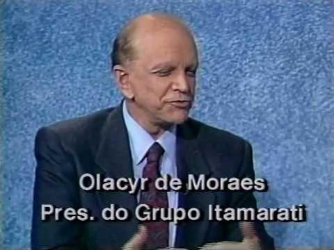 Programa Momento Econômico - Olacyr de Moraes