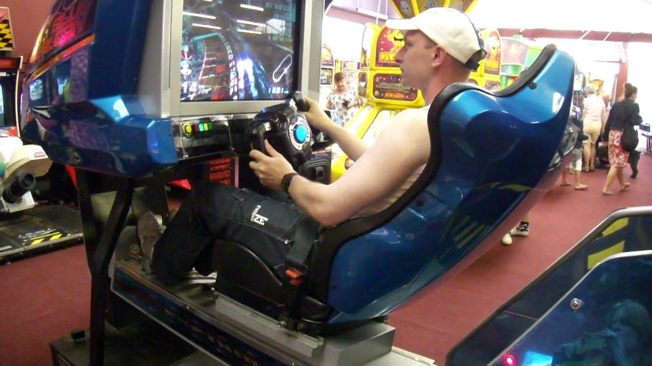f zero ax arcade youtube