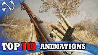 Fallout 4 Top 10 Animation Mods