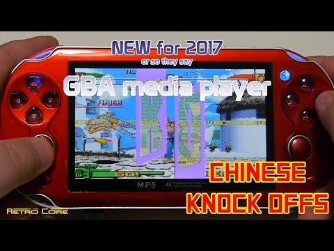 Chinese Knock Offs - MP5 Video Games