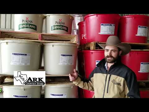 Protein Tubs For Your Cattle