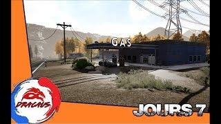 MIST Survival jours 7 : la station essence & le barrage
