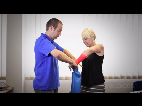 How to protect an arm or leg in cast and keep it dry | Bloccs waterproof cast protectors