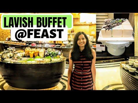 Lavish Buffet In Pune |Feast|Sheraton Grand|Indian Food Vlog|Pune Food|Dinner|Zimi Zutopia