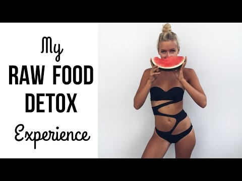 RAW FOOD DETOX FAST IN THAILAND- Experience and Results!