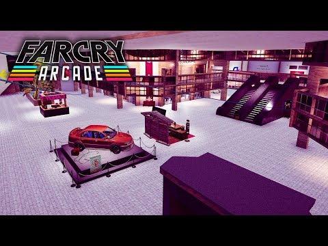 Far Cry 5 ONE MAN MALL SIEGE (Far Cry Arcade)