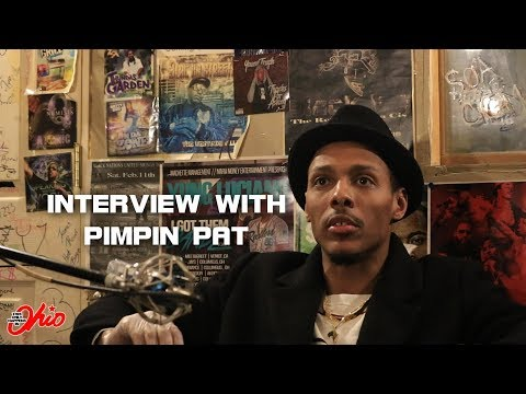 Pimpin Pat - Interviews with Wattz100 with This Only Happens In Ohio